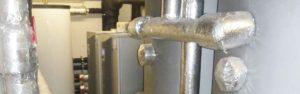 Umbau mit Sole-Wasser-Wärmepumpe