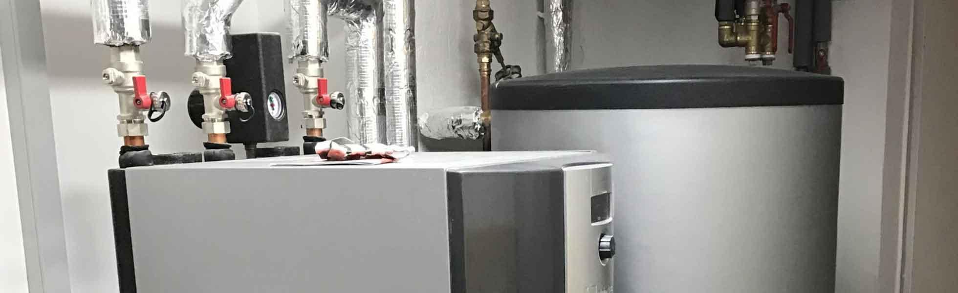 Sanierung im Bestandsbau mit Sole-Wasser-Wärmepumpe